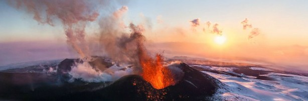 Russia Warns About Volcano Eruption Featured Image